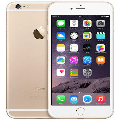 softbank iPhone6Plus 64GB
