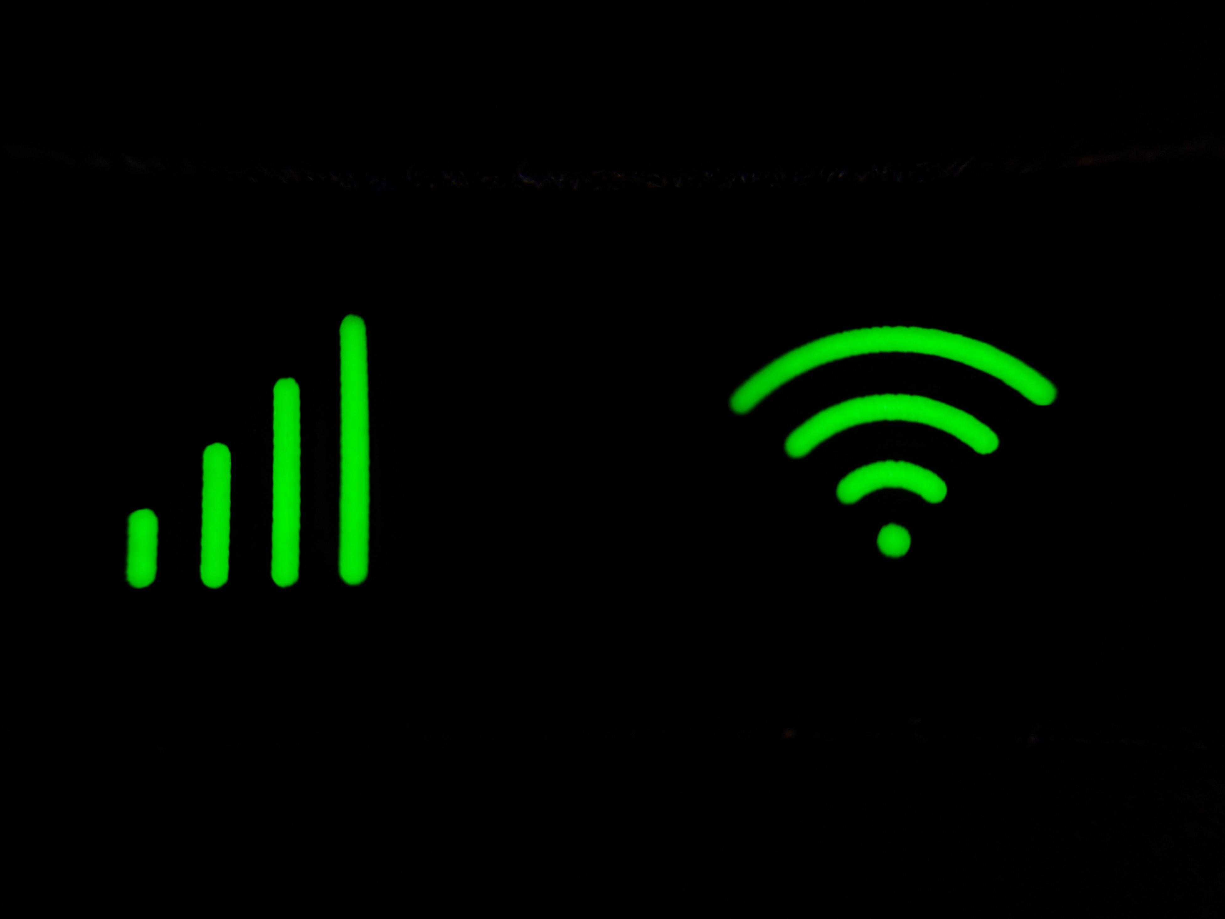 「 テレワークをするときのWi-Fiの通信速度はどれくらいが目安?」という記事中のイメージ画像です。